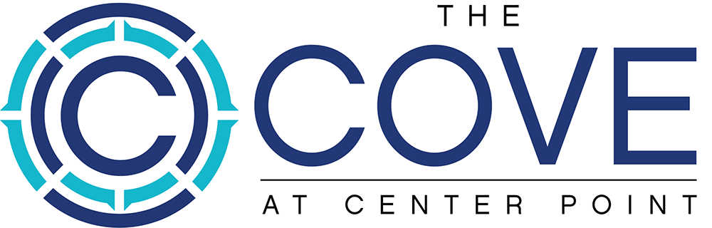 The Cove at Center Point Retina Logo